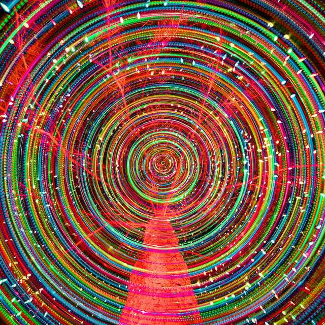 Spin ICM with Light Painting