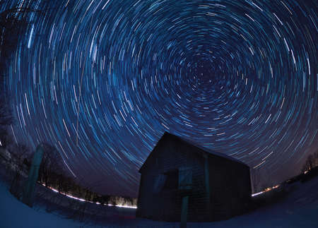 Star Trail