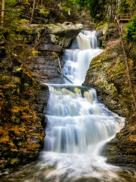 Waterfall Vertical